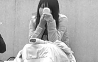 無料動画 赤外線お座りパンチラ 美少女
