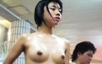 潜入女風呂ギャル編Vol.4