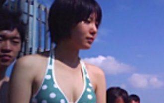 ドキッ!プールで視姦「夏娘」 File.05