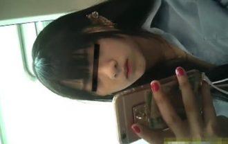 超絶美少女JKの顔接写!バレても突撃、生Pいただき[sol-022]