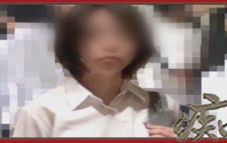 【痴漢】未熟な割れ目にズッポリロリ美少女