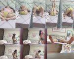 【家庭内盗撮22日分】EカップOL妹の私生活を隠し撮り・ノーブラタンクトップ乳首ぽっち等【後日睡●姦予定】