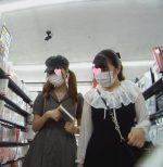 二人の女子大生と同業者編 禁断の逆さ撮りシーズン5 vol3