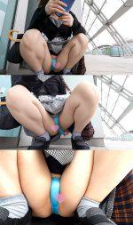 ヌレヌレのおまんまん!ジューシー柔肉お姉さん股間いじりすぎてあそこがぐっしょり濡れてる!_TPC-029